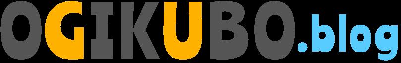 OGIKUBOのロゴ